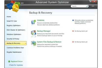 Advanced System Optimizer 3.5 Crack With Keygen