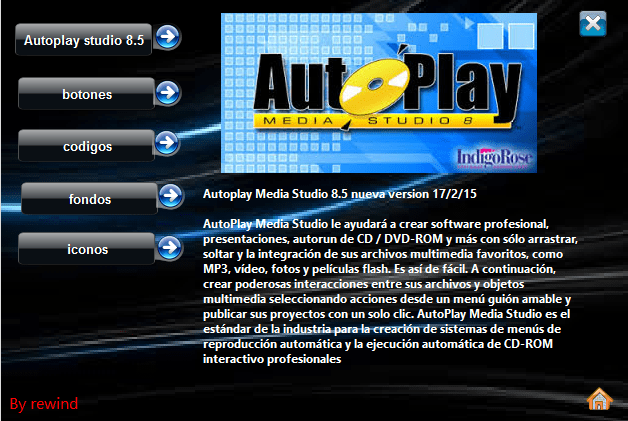 Autoplay Media Studio 8.5