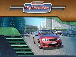 City Car Driving 1.5.1 Crack free Download