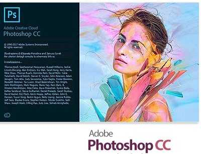 Adobe Photoshop CC 2018 Crack + Serial Key Free Download