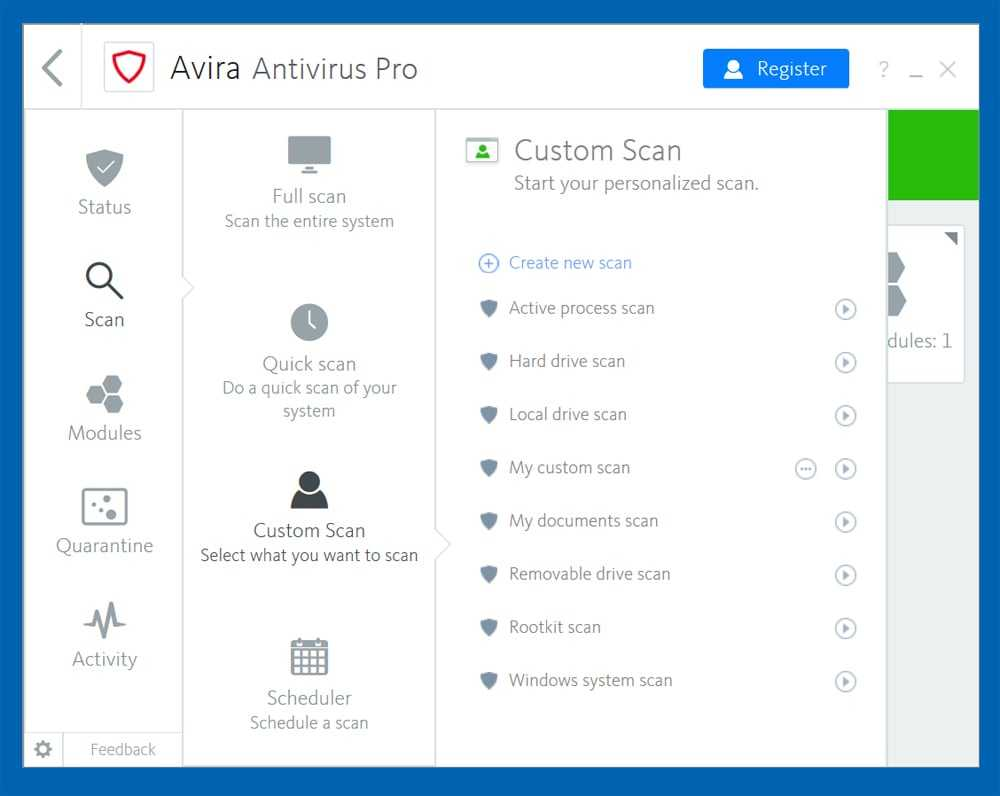 Avira Antivirus Pro 2018 + Activation License Till 2099 ...