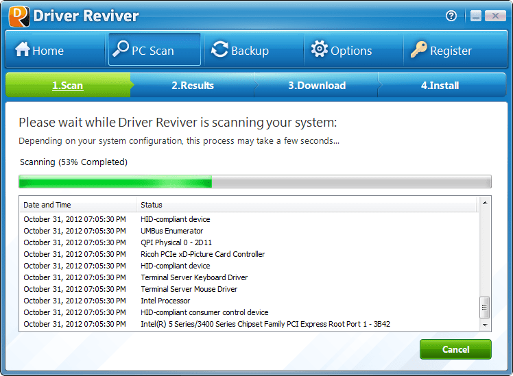 Driver Reviver 5.25.10.2 Crack + Lifetime Activation Key Free Download