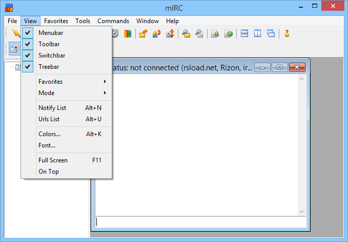 mIRC v7.52 Crack + Serial Key Full Free Download Latest