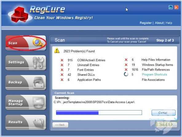 RegCure Pro 2021 Crack With License Key [LATEST]