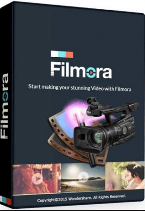 Wondershare Filmora 9.6.1.6 Crack With License Key (2020)