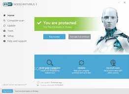 ESET NOD32 Antivirus 14.0.21.0 Crack With License Key (2021)