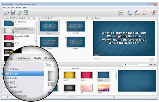 EasyWorship 7.1.4.0 Crack With Torrent Download Full 2020