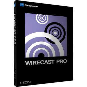 Wirecast Pro 14.0.3 Crack With Serial Key 2020 Free Download