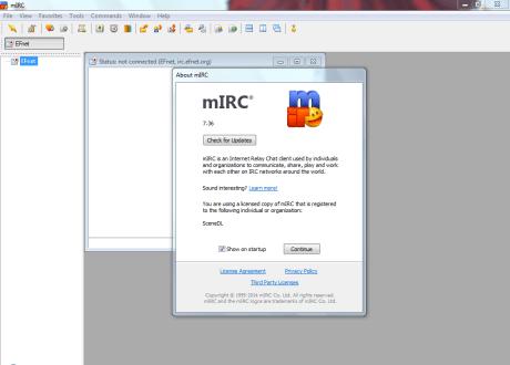 mIRC 7.59 Crack With Serial Key Full Free Torrent