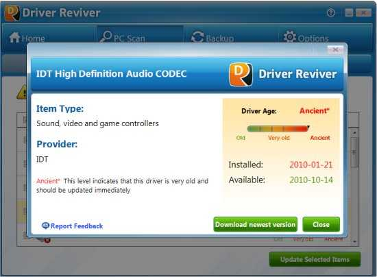 Driver Reviver 5.34.1.4 Crack With Activation Key (2020)