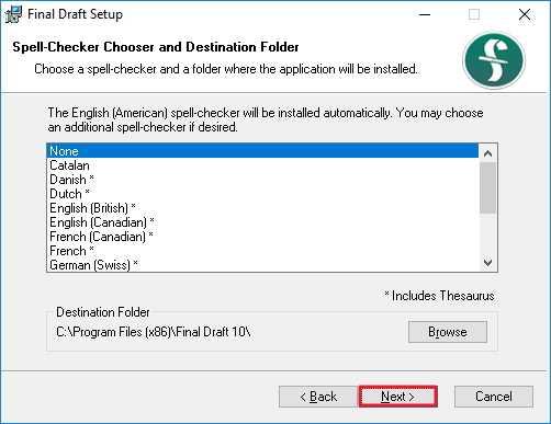 Final Draft Crack 11.0.3 With Keygen Free Download 2020
