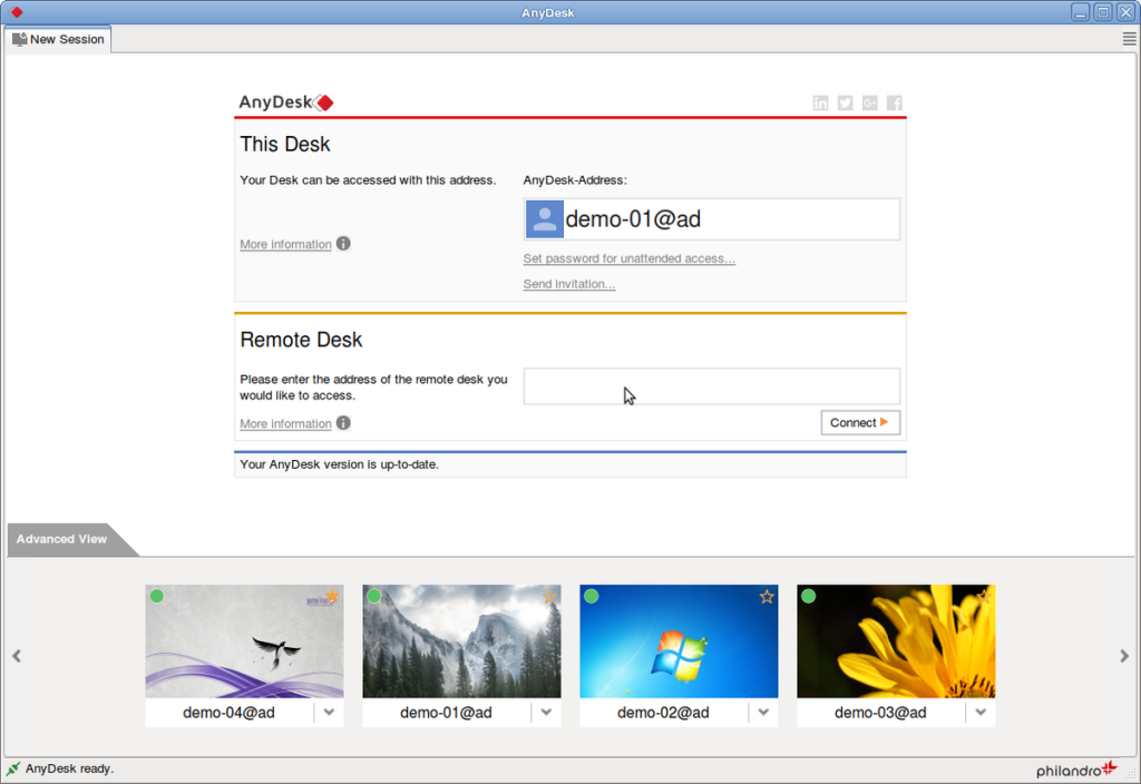 AnyDesk 6.1.0 Crack + Serial Key Free Download LATEST