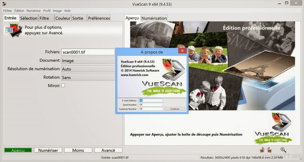 VueScan Pro 9.7.37 Crack Plus Serial Number [Win/Mac]