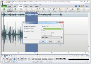 WavePad Sound Editor 10.53 Crack With Registration Code Download