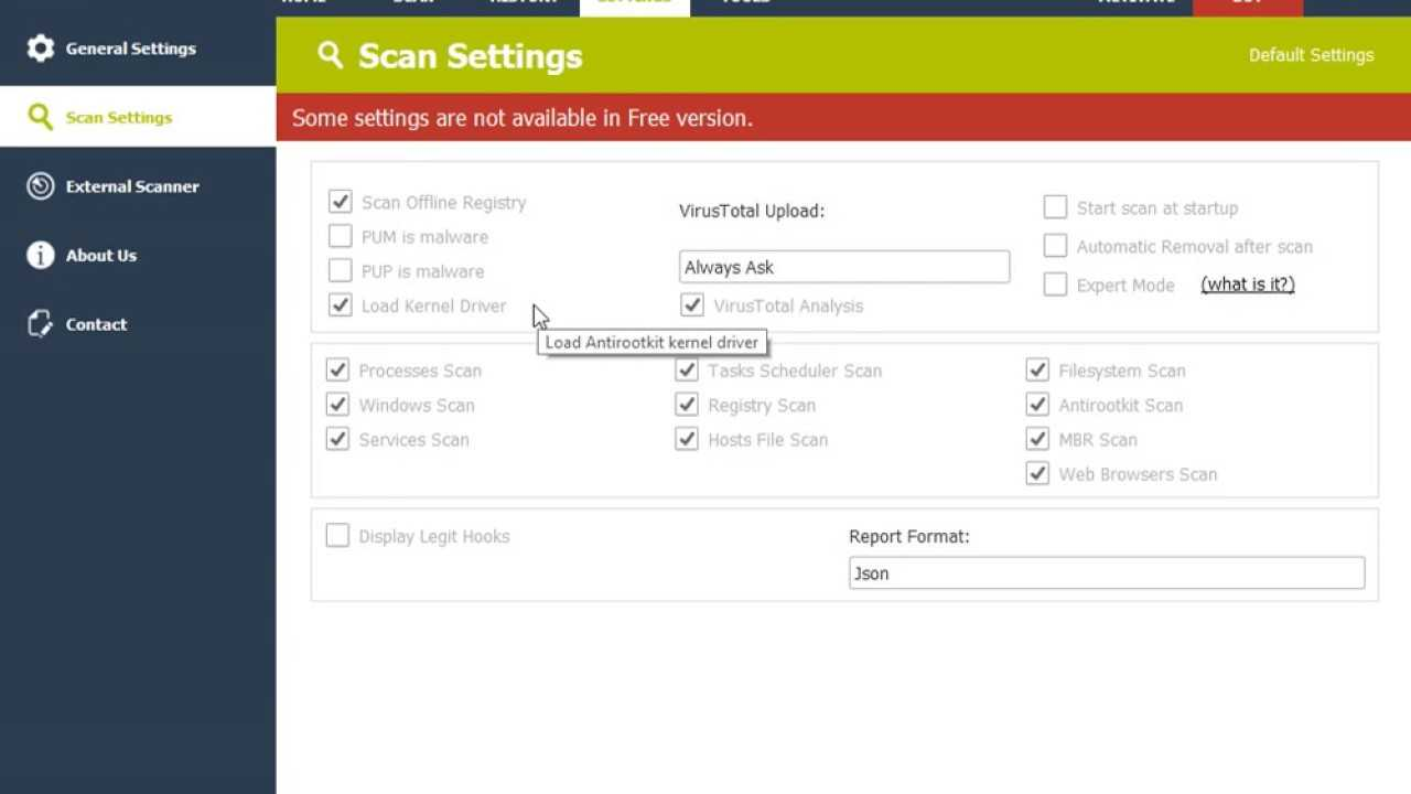 RogueKiller 14.4.0.0 Crack + License Key Free Download