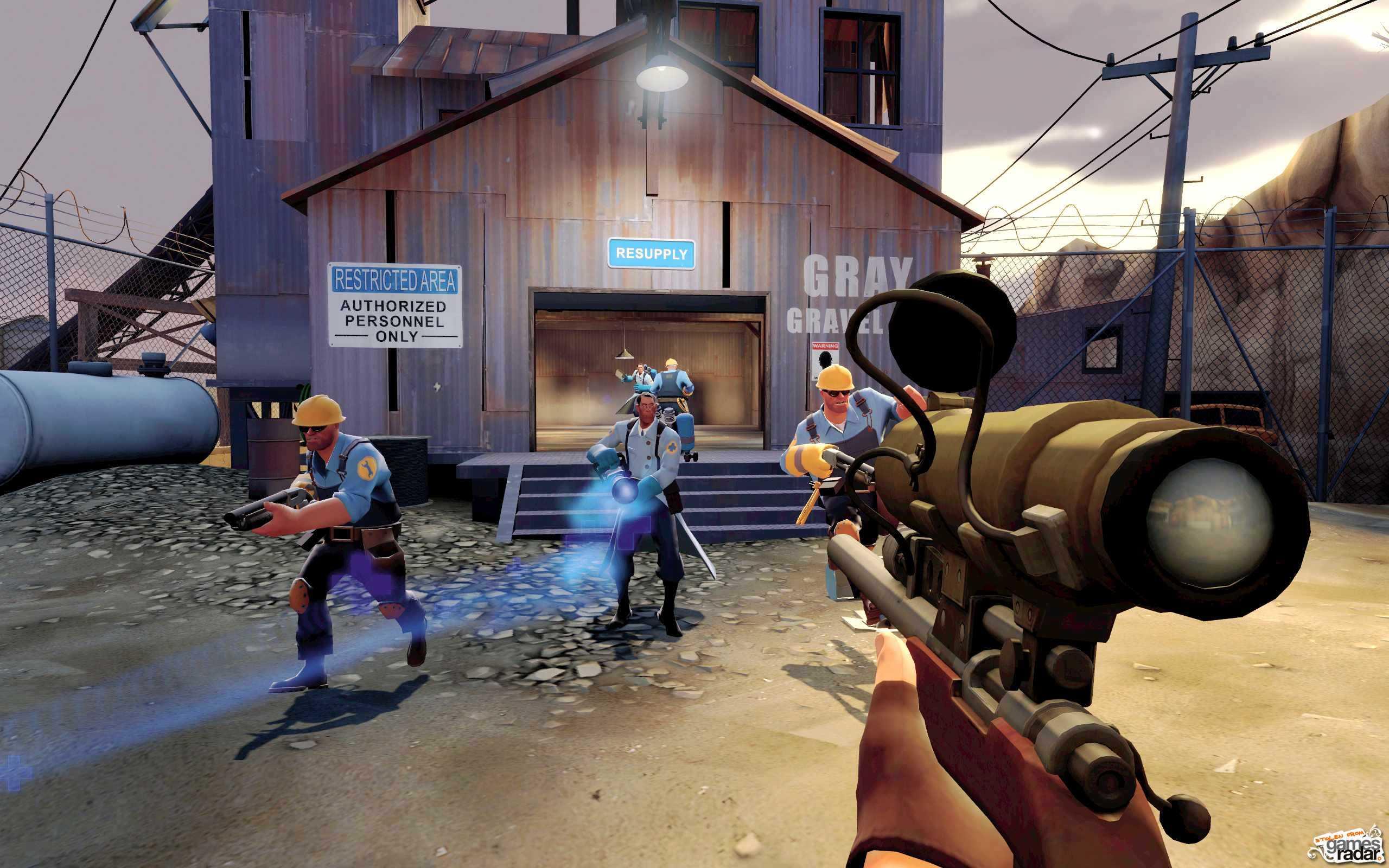 Team Fortress 2 Full Version Crack + Serial Key Free Download