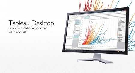 Tableau Desktop 2020.3.0 Crack + Activation Key [Latest]