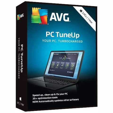 AVG PC TuneUp 2020 Crack + Product Key [Latest]